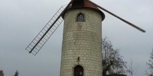 Moulin à vent de Mr Vignolles à Soulignac, 33760